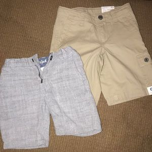 Other - Set of 2 Boys Size 6 Shorts